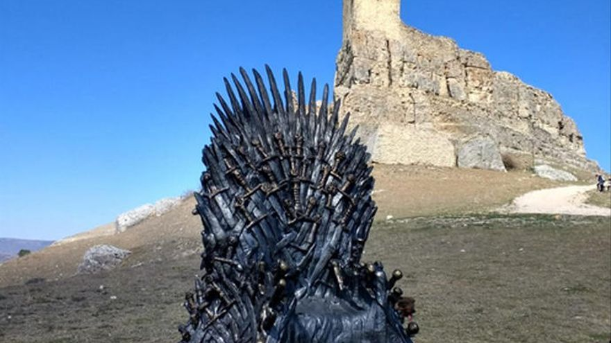 'Juego de Tronos': HBO esconde seis tronos de hierro por todo el mundo, uno en España