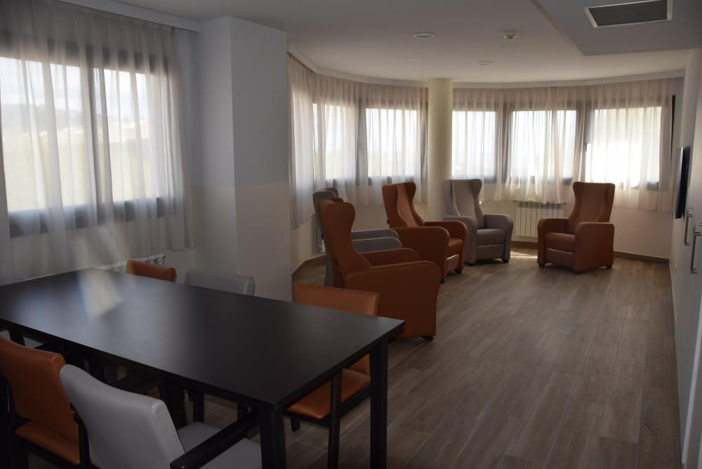 Inauguració de la nova residència Berga Residencial