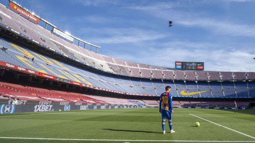El contrato de Messi acaba este miércoles