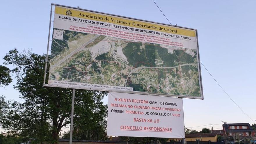 Un juzgado de Vigo ordena que cuatro empresas entreguen sus instalaciones a una comunidad de montes