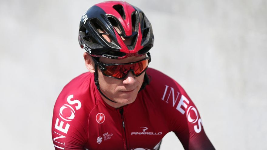 Chris Froome dejará INEOS y ficha por Israel Start-Up Nation
