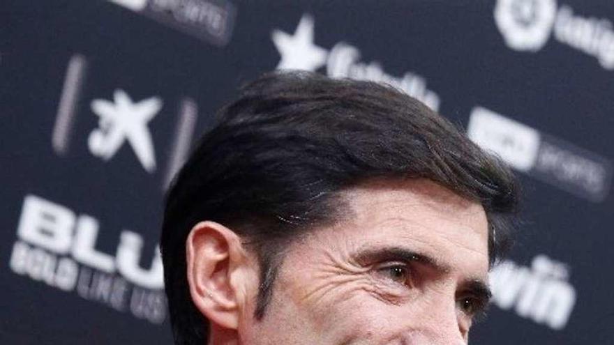 """Marcelino: """"No sé si el Valencia tiene la posibilidad de fichar a Guedes"""""""