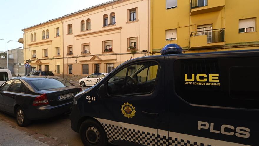 Buscan al presunto autor de la agresión machista en Castellón