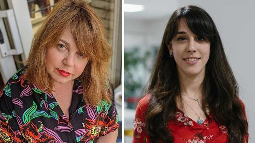 Irune junta los caminos de Parés y Txani Rodríguez