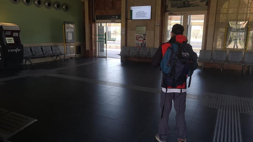 """Ahora Decide reclama el regreso del tren madrugador """"robado a Zamora"""""""