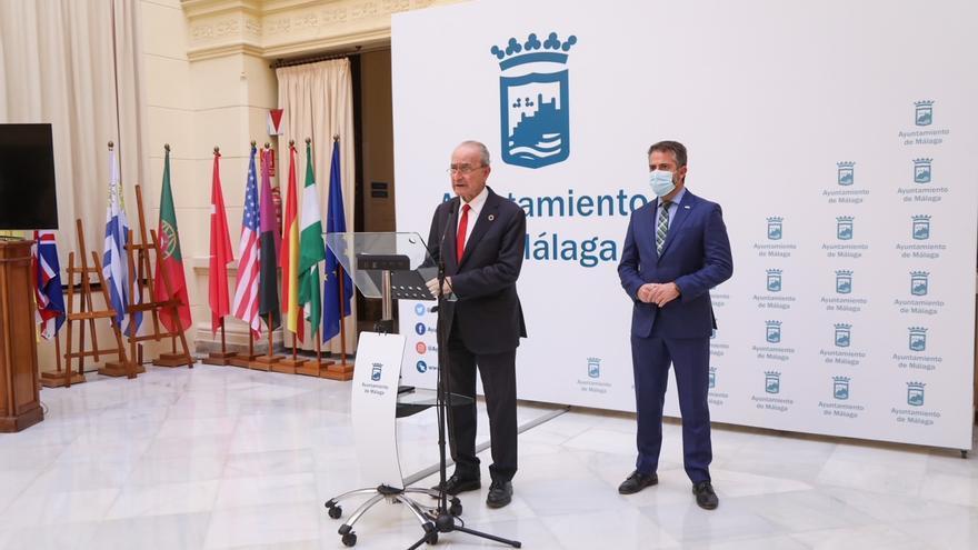 Málaga destina 25 millones a reactivación económica y a amortizar deuda