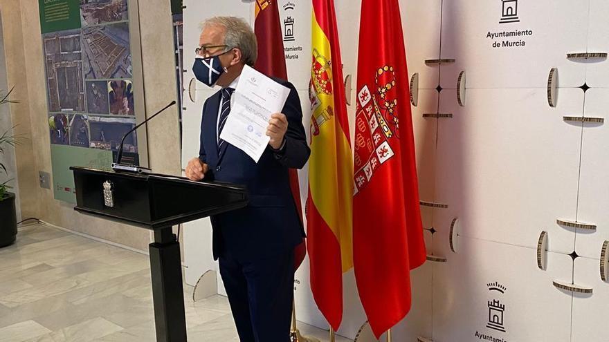PSOE y Vox retiran sus mociones para centrar el Pleno de Murcia en la vacuna de Coello