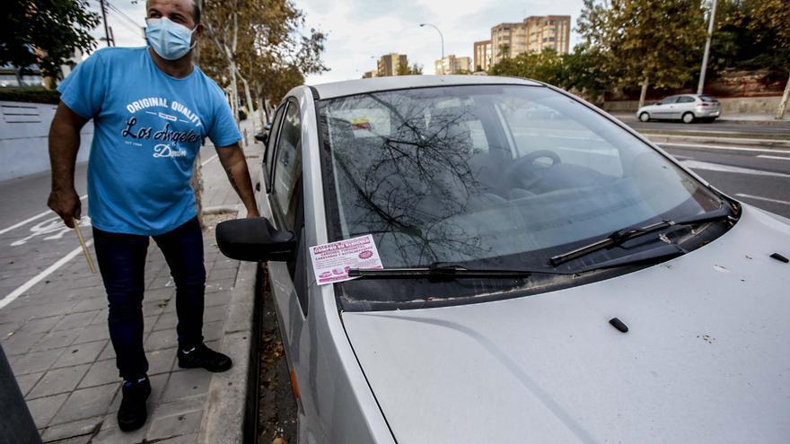El miedo al contagio y la situación económica impulsan la compra de coches de menos de 1.000 euros