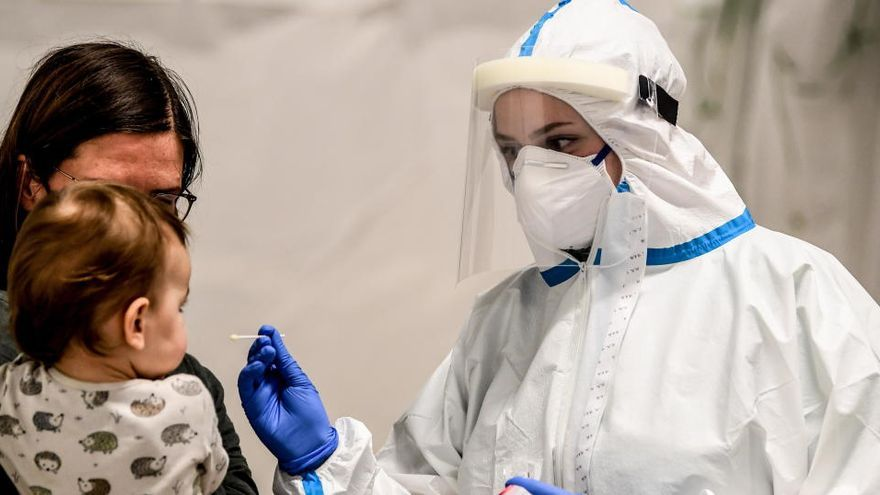 Alemania registra su mayor repunte de contagios desde abril