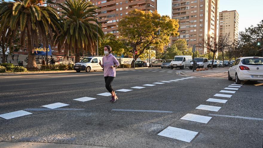 Nuevos pasos de peatones para Blasco Ibáñez