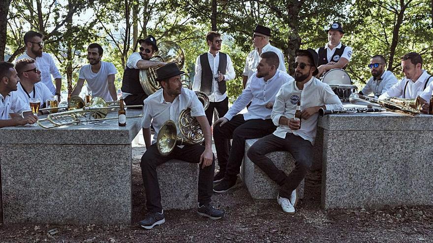"""The Turre's Band vuelve con """"Zapatilla"""""""