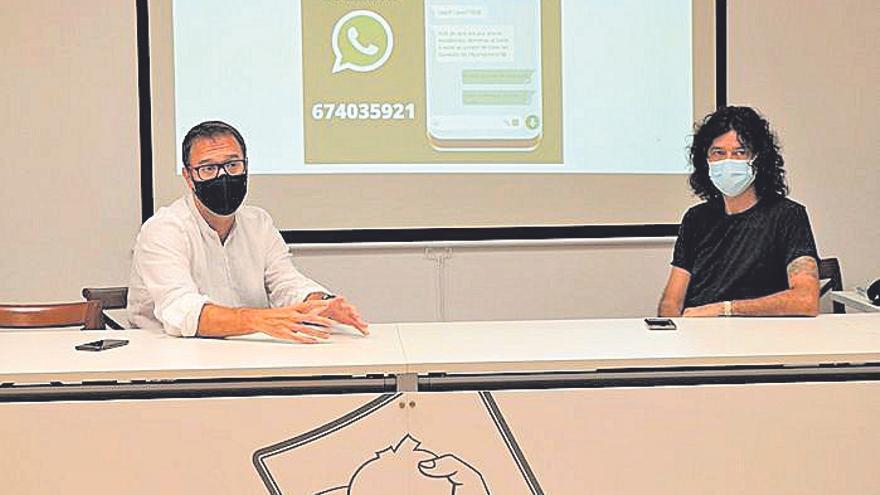Manacor activa un servicio de atención ciudadana a través de WhatsApp