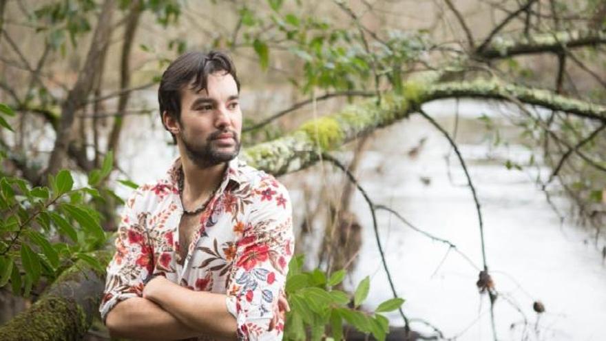 Brais Morán presenta en Vigo 'No Mato do desespero'