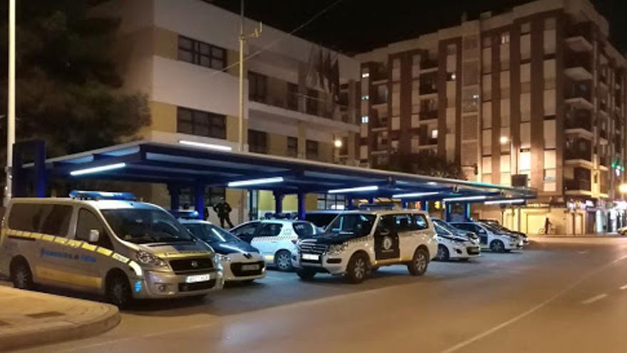 La Policía Local de Molina sorprende a 7 personas en el interior de un local a las 3 de la mañana
