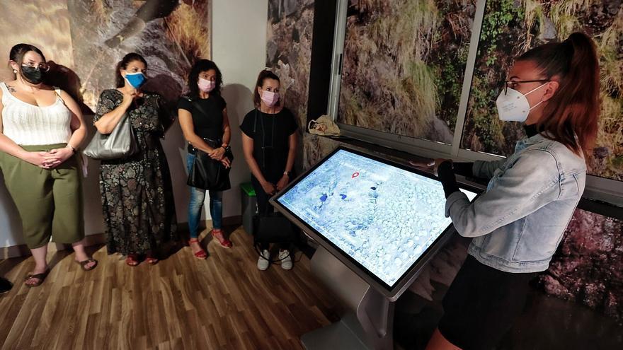 Un IES con videojuego, museo y energía solar