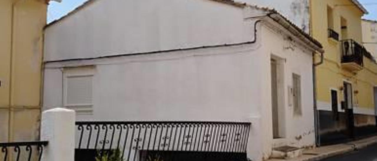 La vivienda adquirida por el Ayuntamiento de Palma.