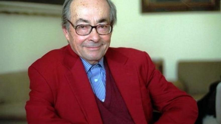 George Steiner i la llapissera