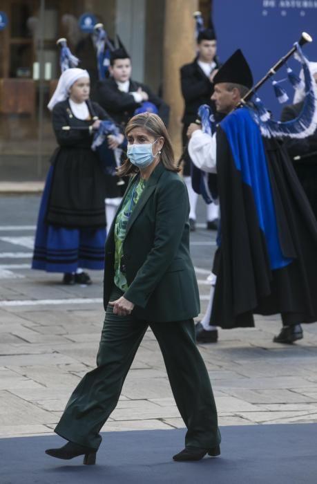 Marta García Clemente, directora del Área de Gestión del Pulmón del HUCA.