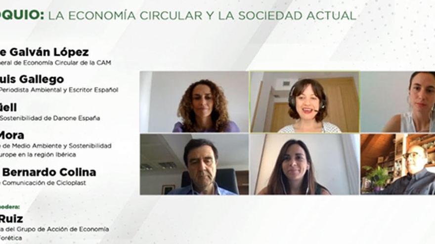 L'economia circular: Ecodisseny, Innovació i consciència social