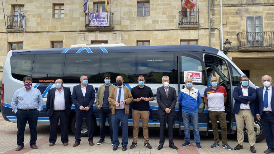 El transporte a la demanda será gratuito en Castilla y León a final de año