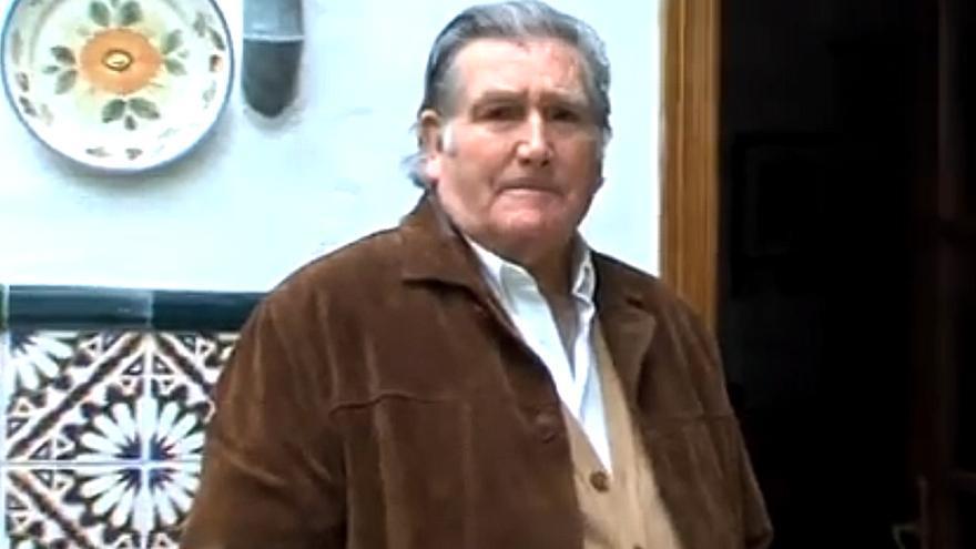 Luto en Fernán Núñez por la muerte de Antonio Luna Toledano