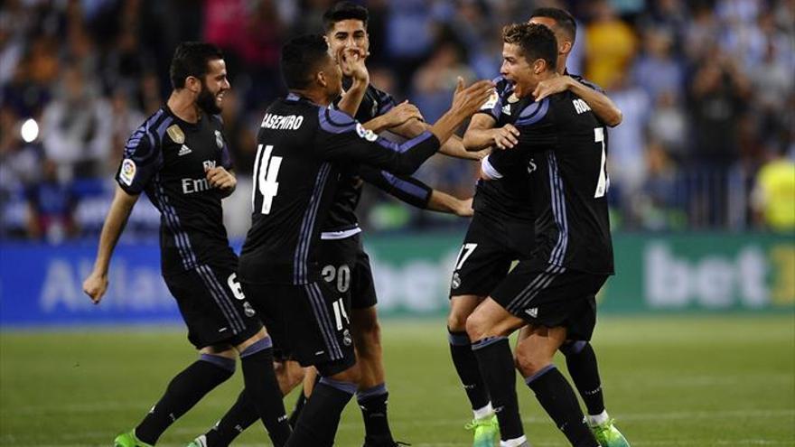 El Madrid no da opción al miedo
