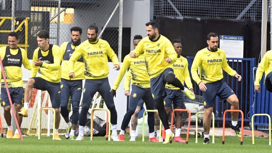 Real Madrid-Villarreal: la 'otra' Europa League se juega en Valdebebas