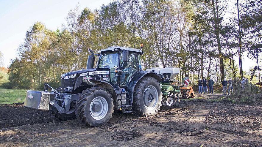 Unos 1.300 agricultores de la comarca cobrarán 3,2 millones de euros de anticipos de la PAC
