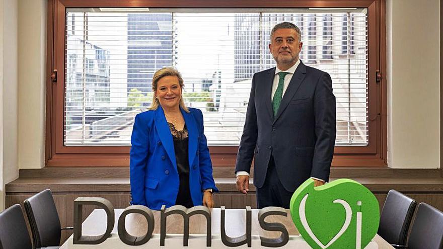 DomusVi releva a Josefina Fernández en la dirección y acelera su crecimiento