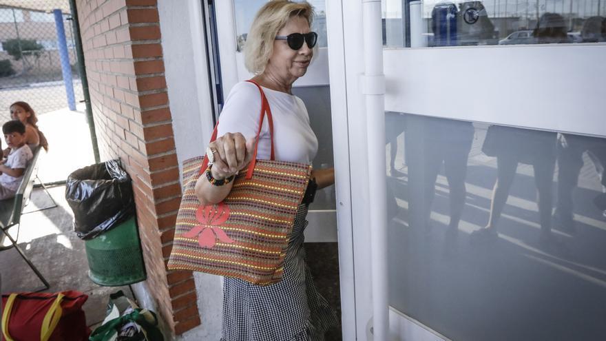 Munar regresa a la cárcel a la espera del tercer grado