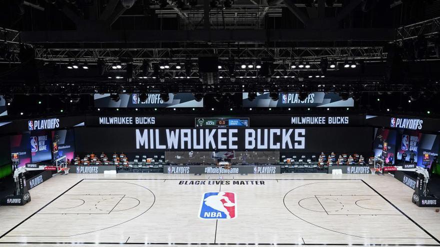 La NBA pospone los playoffs tras el boicot de los Bucks por la brutalidad policial en EEUU