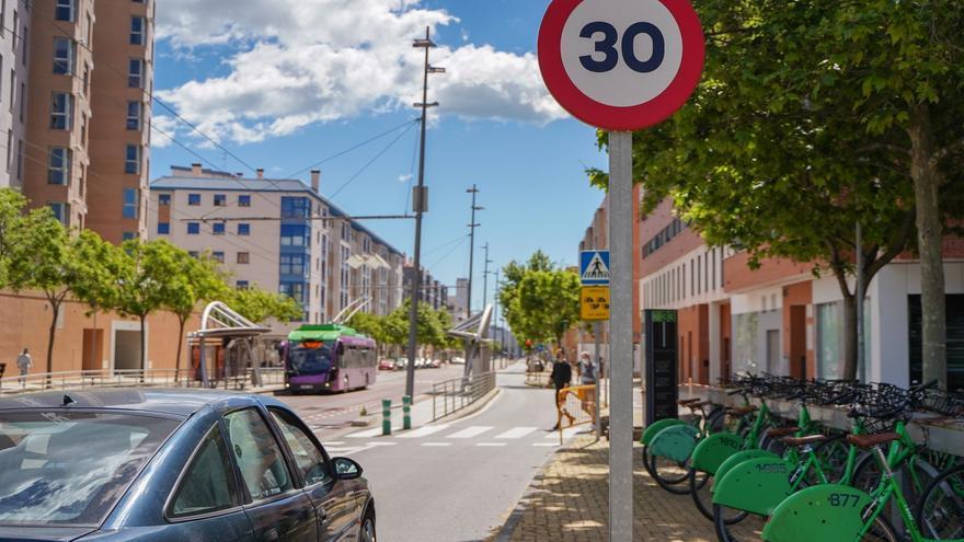 Las ventajas de disminuir los límites de velocidad en Castellón