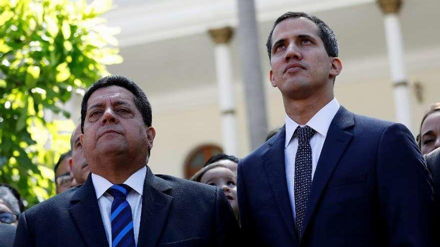 EE UU amenaza a Maduro tras la detención del vicepresidente de la Asamblea Nacional