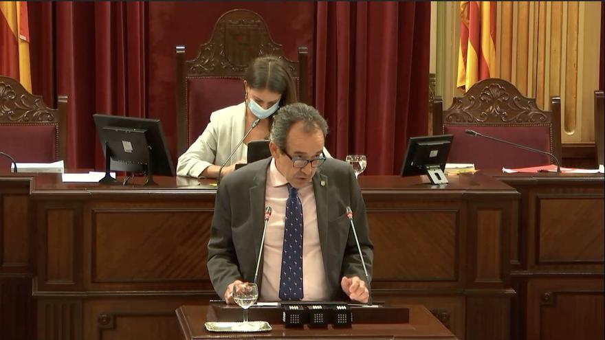 Ciudadanos apoya el techo de gasto de Armengol