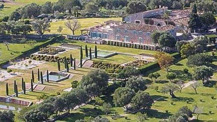 Früheres Kloster als Luxusfinca für 19,5 Millionen Euro auf dem Markt