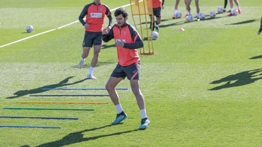 """Marc Valiente: """"No vemos el partido del Espanyol como una revancha"""""""