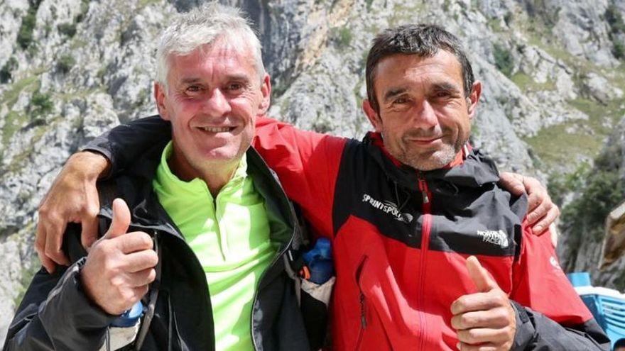 """Milagroso rescate en los Picos: """"Sufrimos mucho por el frío, de hoy no pasábamos"""""""