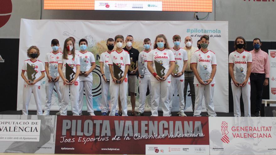 Festa dels Jocs Esportius de la Comunitat Valenciana a l'Alqueria del Basket