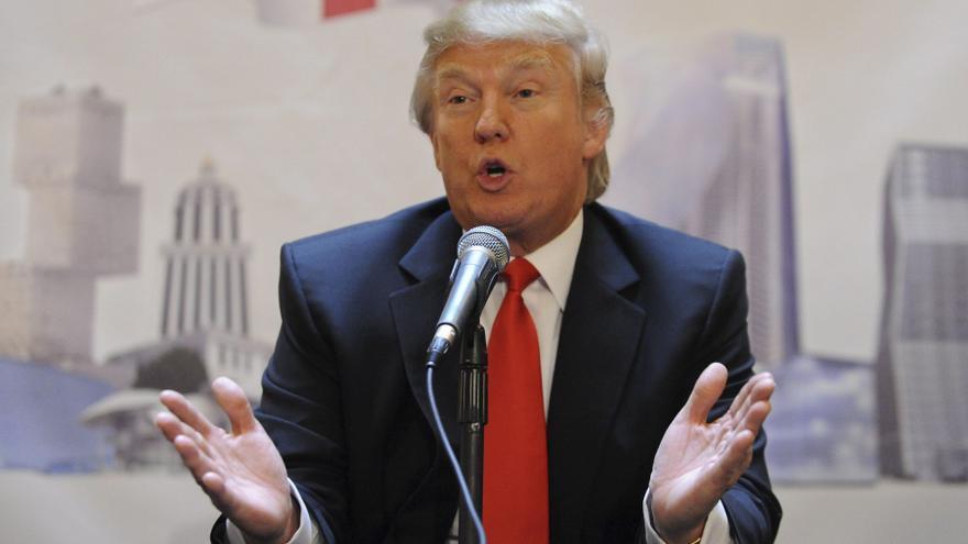 Trump presenta una demanda para mantener ocultos documentos del asalto al Capitolio