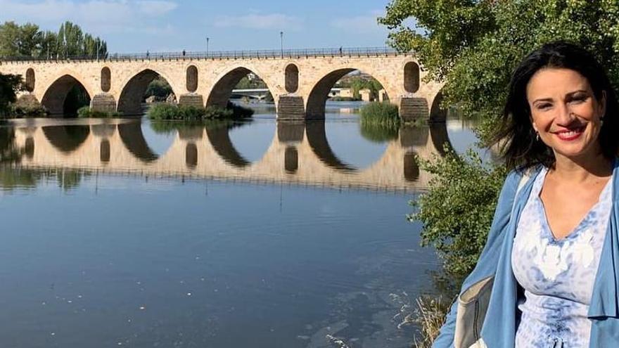 "Silvia Jato presume de su visita a Zamora: ""es una provincia preciosa"""