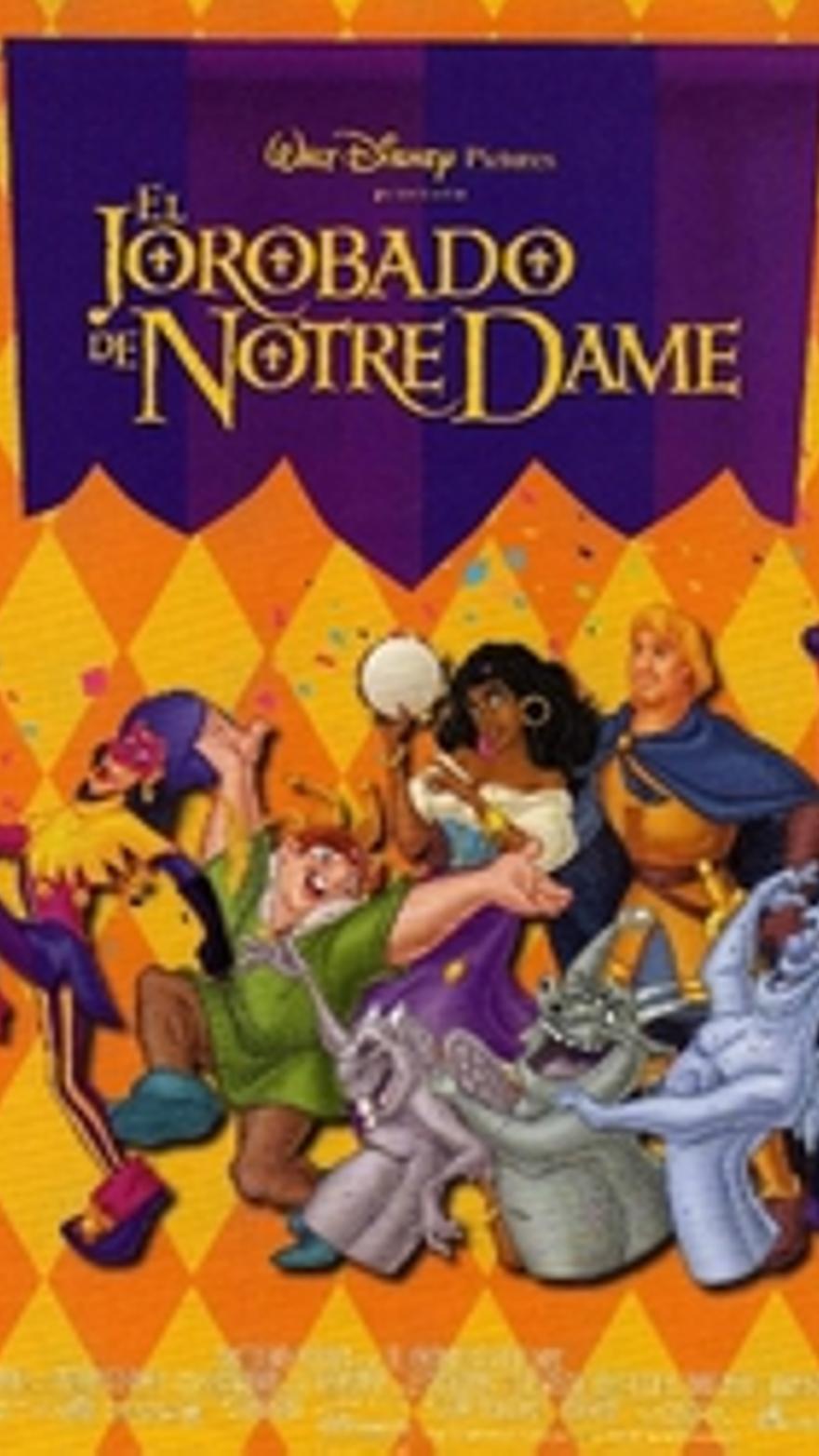 El geperut de Notre-Dame