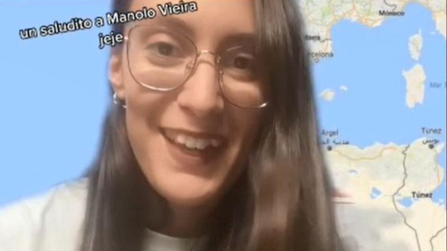 """Lección de geografía canaria """"para peninsulares y peninsularas"""""""