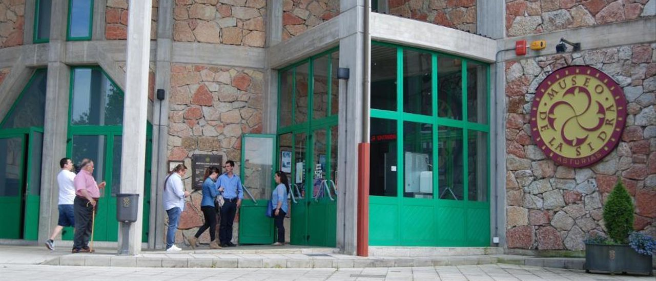 Museo de la sidra en Nava.