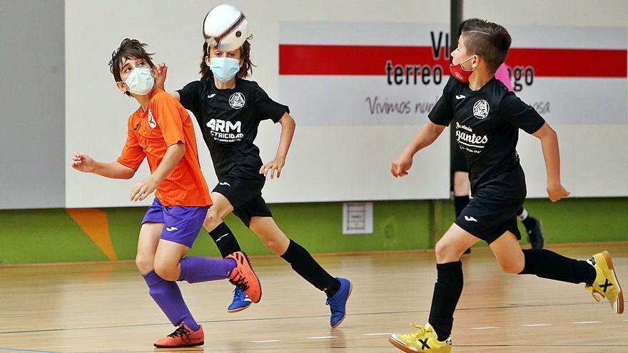 La Vigo Cup conoce a sus seis campeones