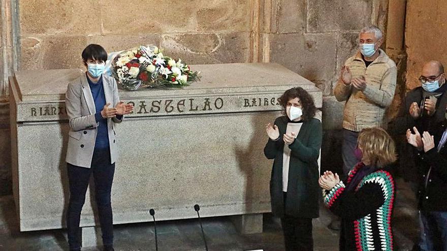 """Pontón carga contra el """"servilismo"""" del PP gallego y del PSdeG ante Madrid"""