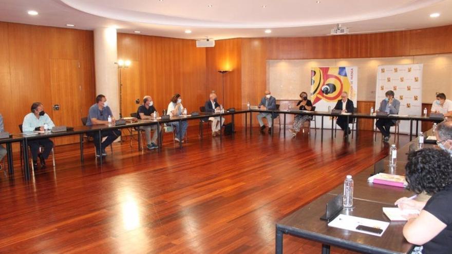 La DPH constituye la Mesa contra la Despoblación con participación de los agentes sociales, económicos y sindicales