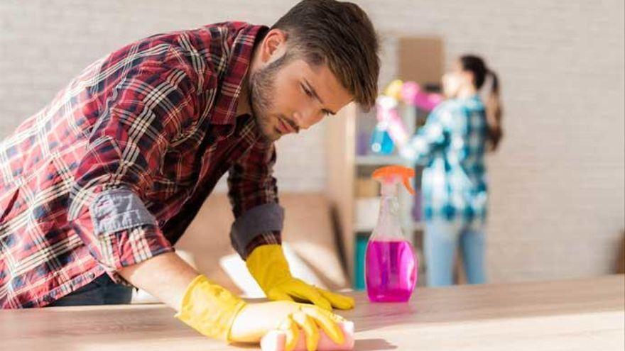 El método infalible para limpiar toda la casa en menos de una hora