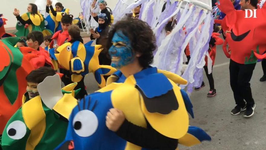 Carnaval en Cala de Bou (2017)