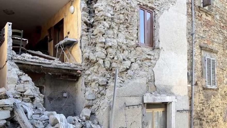Terremoto de 4,2 grados en la zona arrasada del centro de Italia