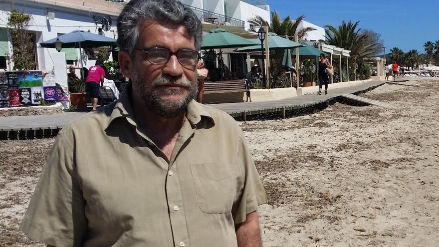 Fallece Miquel Ramon, histórico dirigente de Esquerra Unida en Ibiza